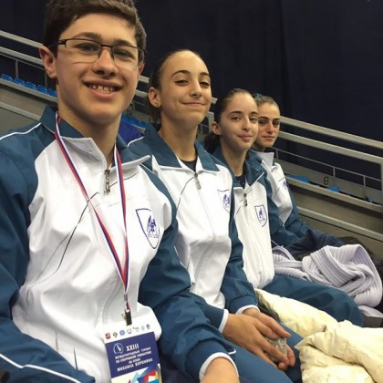 גביע וורונין 2016 – נציגי מכבי צפון (ישראל)