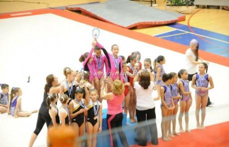 אליפות ישראל 2012 – דרגות ב׳, ג׳
