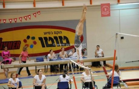 אליפות ישראל 2012 – ג׳וניור, סניור