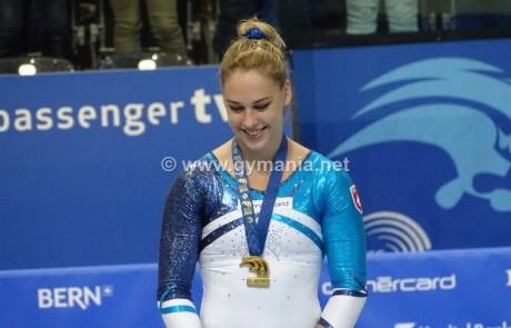 אליפות אירופה בהתעמלות מכשירים לנשים – 2016