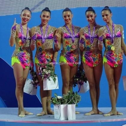 אליפות אירופה בהתעמלות אומנותית 2016 – קבוצתי