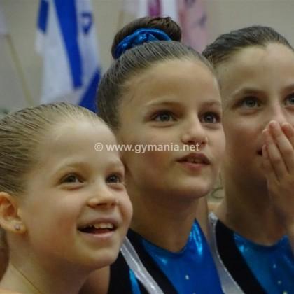 אליפות ישראל לדרגות א׳-ו׳ 2016 – רגעים