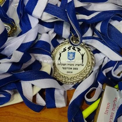 אליפות נתניה הפתוחה באקרובטיקה-פס 2016