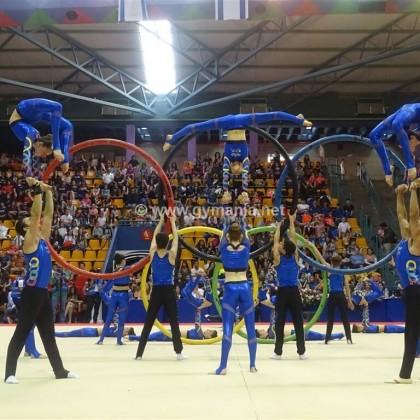 מופעי ראווה באליפות ישראל 2016 – ירושלים