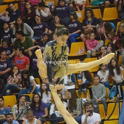 אליפות ישראל באקרובטיקה 2016 – ירושלים