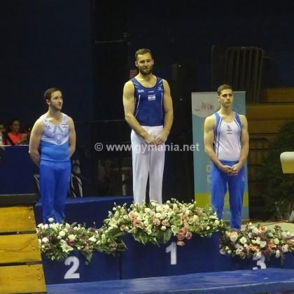אליפות ישראל לגברים 2016 – ירושלים