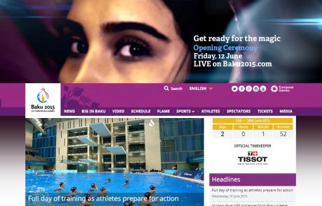 משחקי אירופה בבאקו – כל מה שצריך לדעת על תחרויות ההתעמלות